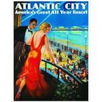 Puzzle  Eurographics-8000-0396 Atlantic City Station de vacances
