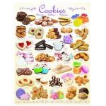 Puzzle  Eurographics-8000-0410 Cookies