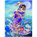 Puzzle  Eurographics-8000-0563 Morita - Tsuki Hoshi