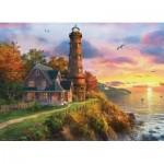 Puzzle  Eurographics-8000-0965 Dominic Davison - The Old Lighthouse