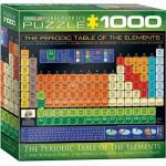Puzzle  Eurographics-8000-1001 Tableau Périodique des Eléments