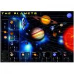 Puzzle  Eurographics-8000-1009 Les planètes