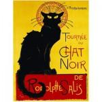 Puzzle  Eurographics-8000-1399 Steinlen-Chat Noir