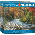 Puzzle  Eurographics-8000-2132 Ruisseau en Forêt
