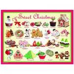 Puzzle  Eurographics-8104-0433 Biscuits de Noël