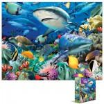 Puzzle  Eurographics-8104-0628 Jardin de l'océan