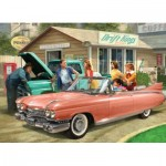 Puzzle   Nestor Taylor - The Pink Caddy