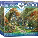 Pièces XXL - Familiy Puzzle: Dominic Davison - White Swan Cottage