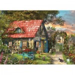 Pièces XXL - Family Puzzle: Dominic Davison - The Country Shed