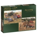2 Puzzles - Harvesting
