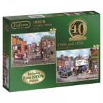 2 Puzzles - Kevin Walsh: 1940s and 1950s