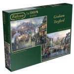Jumbo-11060 2 Puzzles - Graham Twyford