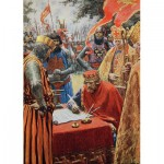 Puzzle  Jumbo-11078 A.C. Michael: The Signing of the Magna Carta
