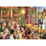 Puzzle  Jumbo-11082 Jim Mitchell: Christmas Pantomime