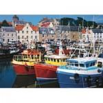 Puzzle  Jumbo-11127 Tom Mackie - Fife Harbour