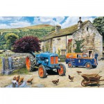 Puzzle  Gibsons-G2207 Pièces XXL - The New Major
