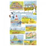 Puzzle  Gibsons-G2512 Emma Ball: Northumberland
