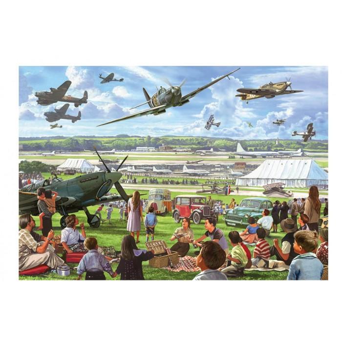Pièces XXL - Steve Crisp : The Airshow