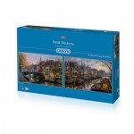 Gibsons-G5035 2 Puzzles - Evgeny Lushpin : Still Waters