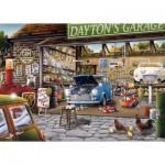Puzzle  Gibsons-G6158 Hiro Tanikawa : Garage de Dayton