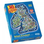 Puzzle  Gibsons-G841 La Grande Bretagne et l'Irlande