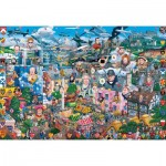 Puzzle   Mike Jupp - I Love Great Britain