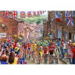 Puzzle   Steve Crisp - Le Tour De Yorkshire