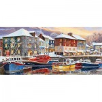 Puzzle   Terry Harrison - Padstow in Winter