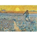 Puzzle  Grafika-Kids-00005 Van Gogh Vincent : Le Semeur, 1888