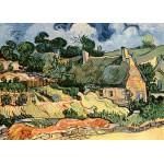 Puzzle  Grafika-Kids-00008 Vincent Van Gogh : Les chaumes de Cordeville, 1890