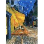 Puzzle  Grafika-Kids-00029 Vincent Van Gogh : Terrasse de Café sur la Place du Forum, 1888