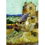 Puzzle  Grafika-Kids-00044 Vincent Van Gogh : Le Vieux Moulin, 1888