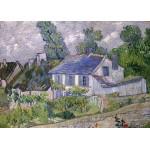 Puzzle  Grafika-Kids-00065 Van Gogh Vincent : Maison à Auvers, 1890