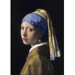 Puzzle  Grafika-Kids-00150 Vermeer Johannes : La Jeune Fille à la Perle, 1665