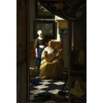 Puzzle  Grafika-Kids-00155 Pièces XXL - Vermeer Johannes : La lettre d'amour, 1669-1670