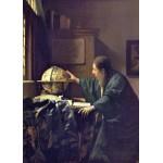 Puzzle  Grafika-Kids-00160 Vermeer Johannes : L'Astronome, 1668