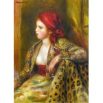 Puzzle  Grafika-Kids-00194 Renoir Auguste : Odalisque, 1895
