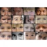 Puzzle  Grafika-Kids-00197 SOS MEDITERRANEE - Regards d'Enfants du Monde