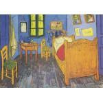 Puzzle  Grafika-Kids-00203 Pièces Magnétiques - Vincent Van Gogh : La Chambre de Van Gogh à Arles, 1888