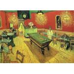 Puzzle  Grafika-Kids-00206 Pièces Magnétiques - Van Gogh Vincent : Le Café de Nuit, 1888