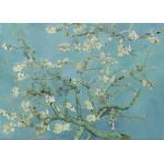 Puzzle  Grafika-Kids-00211 Pièces Magnétiques - Vincent Van Gogh : Amandier en Fleurs, 1890