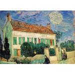 Puzzle  Grafika-Kids-00217 Pièces Magnétiques - Van Gogh Vincent : La Maison Blanche, la Nuit, 1890