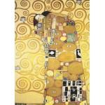 Puzzle  Grafika-Kids-00222 Pièces Magnétiques - Klimt Gustav : L'étreinte