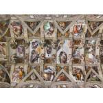 Puzzle  Grafika-Kids-00224 Pièces Magnétiques - Michel Ange : La Chapelle Sixtine