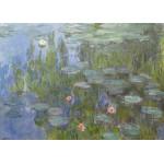 Puzzle  Grafika-Kids-00227 Pièces Magnétiques - Claude Monet : Nymphéas, 1915