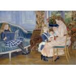Puzzle  Grafika-Kids-00260 Pièces Magnétiques - Auguste Renoir : L'après-midi des enfants à Wargemont, 1884