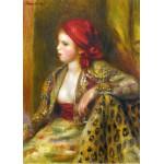 Puzzle  Grafika-Kids-00263 Pièces Magnétiques - Renoir Auguste : Odalisque, 1895