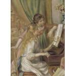 Puzzle  Grafika-Kids-00264 Pièces Magnétiques - Auguste Renoir : Jeunes filles au piano, 1892