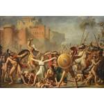 Puzzle  Grafika-Kids-00355 Jacques-Louis David: Les Sabines, 1799