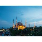 Puzzle  Grafika-Kids-00404 Mosquée Bleue, Turquie